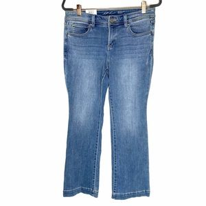 INC bootcut light wash jeans size 10SP, NWT